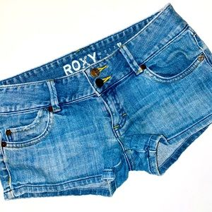 B1G1 Roxy Jean Shorts